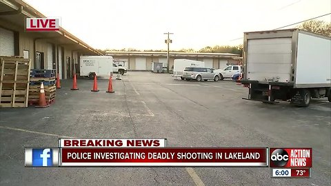Investigation underway in Lakeland after shooting kills one, critically injures another