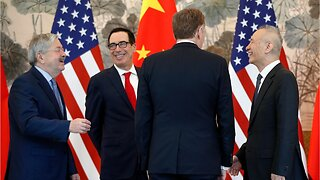 U.S. & China still fighting over trade