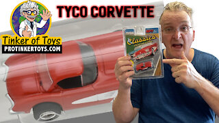 60' Corvette Collectors Edition | 9024 | Tyco HP7