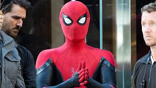 Tom Holland Wants A Live-Action Spider-Verse Movie
