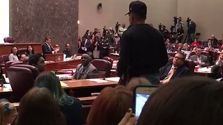 Chance the Rapper Criticizes Chicago Aldermen for $95m 'Cop Academy' - Video