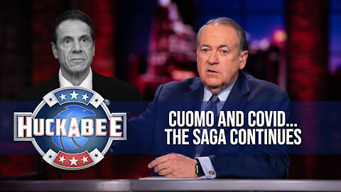 Apparently COVID Is GOOD For The Planet (And Cuomo Is Good For COVID) | FOTM | Huckabee