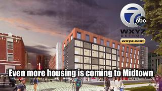 $32M in development coming to Midtown Detroit - Video