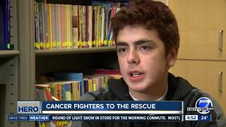 7Everyday Hero Daniel Alvarado collects toys for Children's Hospital Colorado - Video