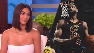 Kim Kardashian SPEAKS OUT Against Khloe's Cheating Scandal, Tristan Breaks Silence! - Video