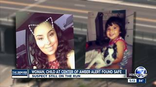 Samantha and Zahid Adams, subjects of Colorado AMBER Alert, found safe after abduction - Video