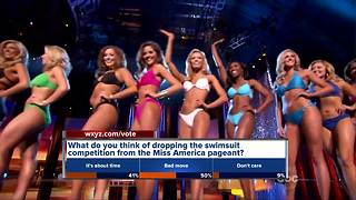 Miss America organization ends swimsuit competition and evening gown portion