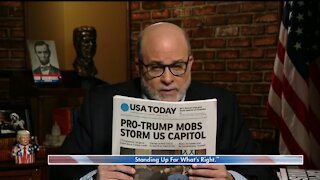 Levin: Media Eploiting Capitol Riot to Silence Conservatives