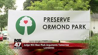 Judge puts temporary halt on Ormond Park project, neighbors and mayor weigh in - Video