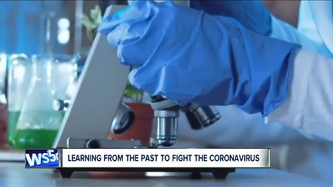 Local researcher applying lessons learned from 2003 SARS outbreak to coronavirus