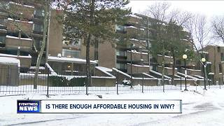 affordable housing in WNY - Video