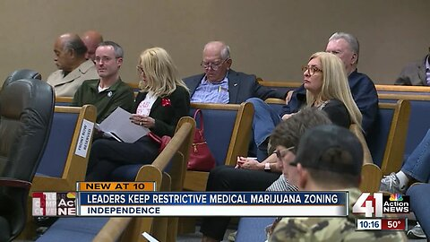 Despite constitutional concerns, Independence votes down changes to medical marijuana zoning