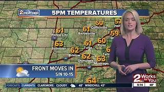 2 Works for You Tuesday Morning Weather Forecast - Video