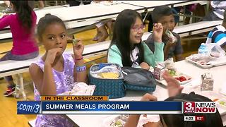 Summer Meals Program - Video