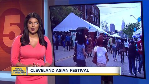 Cleveland Asian Festival takes over city