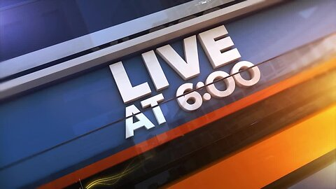 3 News Now live at 6 p.m.
