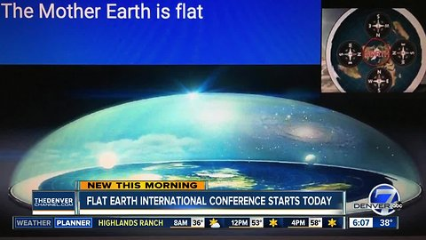 Flat Earth International Conference starts today