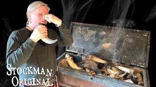 How to Remove Smell from Your Drinking Horn!