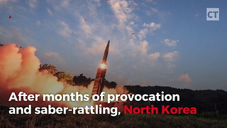 Trump Reclassifies Status of North Korea - Video
