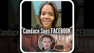 This Conservative OPPOSES Candace Owens' Lawsuit Over Facebook Fact-Checkers
