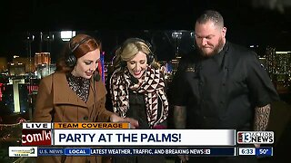 NYE interview with Palms chef