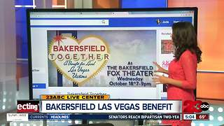 Bakersfield Together: Las Vegas Benefit - Video