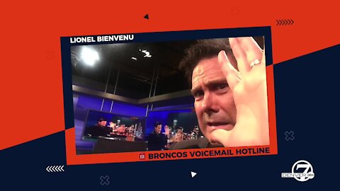 """Broncos fans, you should be ashamed of yourselves"": Call Denver7's Broncos Voicemail Hotline to sound off"