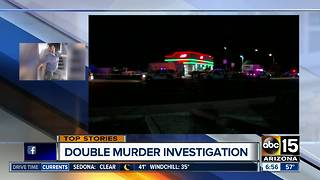 PD: Two dead after parking lot shooting in Phoenix - Video
