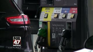 AAA Michigan: Statewide average gas prices rise 7 cents - Video