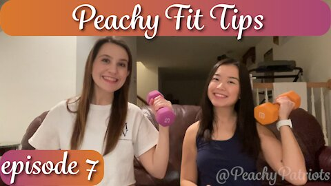 Episode 7: Peachy Fit Tips