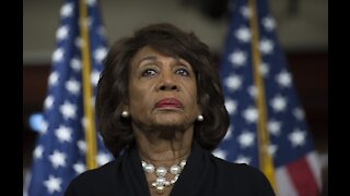 "Maxine Waters Says President Trump Should Be Charged With ""Premeditated Murder"""