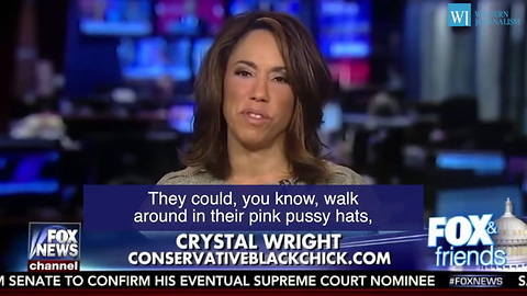 Crystal Wright - Whiny PMSing Celebrities Spewing Hate Do Not Represent Me
