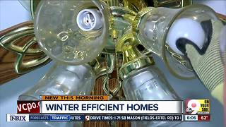 How to keep your home warm this winter without driving up your heating bill - Video