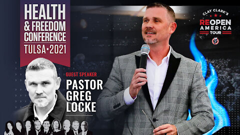 Pastor Greg Locke | We Will Not Surrender Through Silence