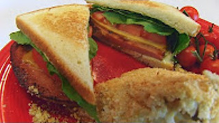 Betty's southern fried bologna sandwich - Video