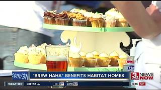 'Brew Haha' benefits Habitat for Humanity - Video