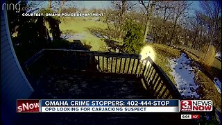 Omaha Police looking for carjacking suspect