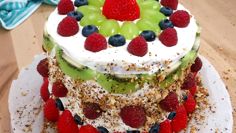 How to make the world's healthiest cake