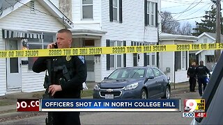 Police seek suspect who shot at officer in North College Hill