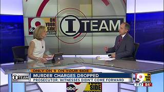 Murder charges dropped - Video