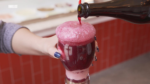 Order Beer & Wine Floats at This Ice Cream Shop