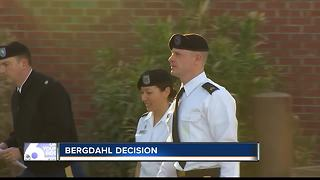 No prison time for Bergdahl