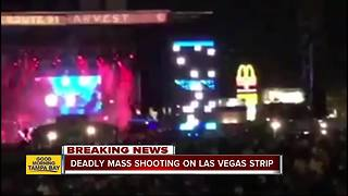 Shooting on Las Vegas Strip kills more than 20, more than 100 hurt - Video