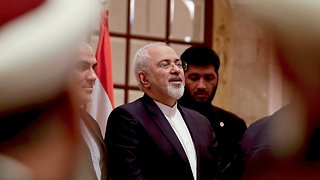 Iran's Foreign Minister Returns To Work