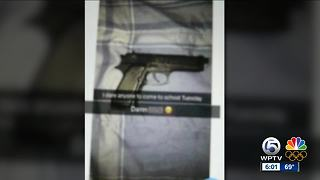 Threat to Port St. Lucie school posted on Snapchat - Video