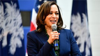 Kamala Harris Has Raised $12 Million