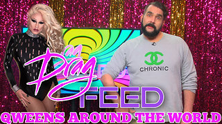 "NEBRASKA THUNDERFUCK AND MORE BUFF QUEENS! ""Qweens Around The World"" 