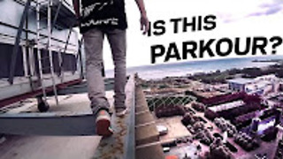 Is this parkour?
