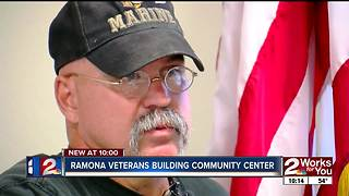 Ramona veterans are rebuilding their legion as a community center, but need some help - Video