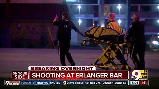 Suspect in 'critical condition' after officer involved shooting in Erlanger - Video